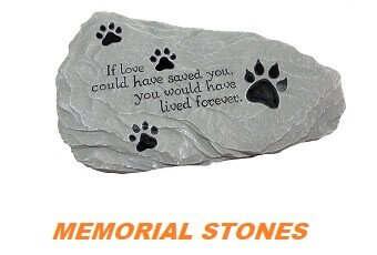 Pet Memorial Stones – Remembering A Best Friend In Your Life