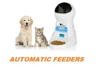 Top 10 Picks for an Automatic Pet Feeder